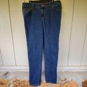 Lane Bryant Genius fit Skinny jeans size 16 avg